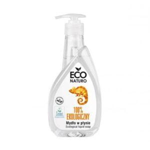 ECO NATURO Ekologiczne mydło w płynie 400ml