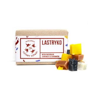 Naturalne mydło Lastryko - Cztery Szpaki