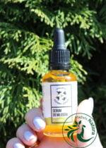 Serum (olejek) do włosów Wysokoporowatych